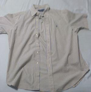 Ralph Lauren short-sleeved button up